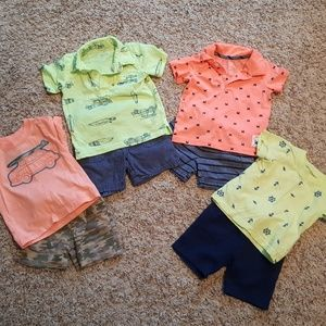 Baby Boy Summer Bundle